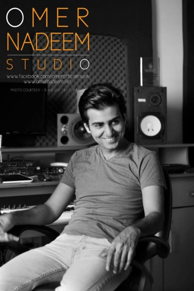 Omer Nadeem launches his Studio - 9