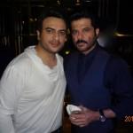 Shiraz Uppal at Raanjhanaa success party in Mumbai - 14