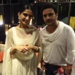 Shiraz Uppal at Raanjhanaa success party in Mumbai - 2