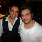 Shiraz Uppal at Raanjhanaa success party in Mumbai - 22