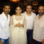Shiraz Uppal at Raanjhanaa success party in Mumbai - 23