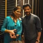 Shiraz Uppal at Raanjhanaa success party in Mumbai - 3