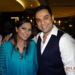 Shiraz Uppal at Raanjhanaa success party in Mumbai - 4