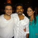 Shiraz Uppal at Raanjhanaa success party in Mumbai - 6