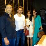 Shiraz Uppal at Raanjhanaa success party in Mumbai - 8