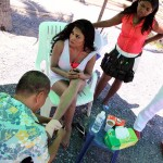 Veena Malik injured in Thailand - 2