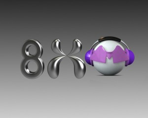 8xm logo