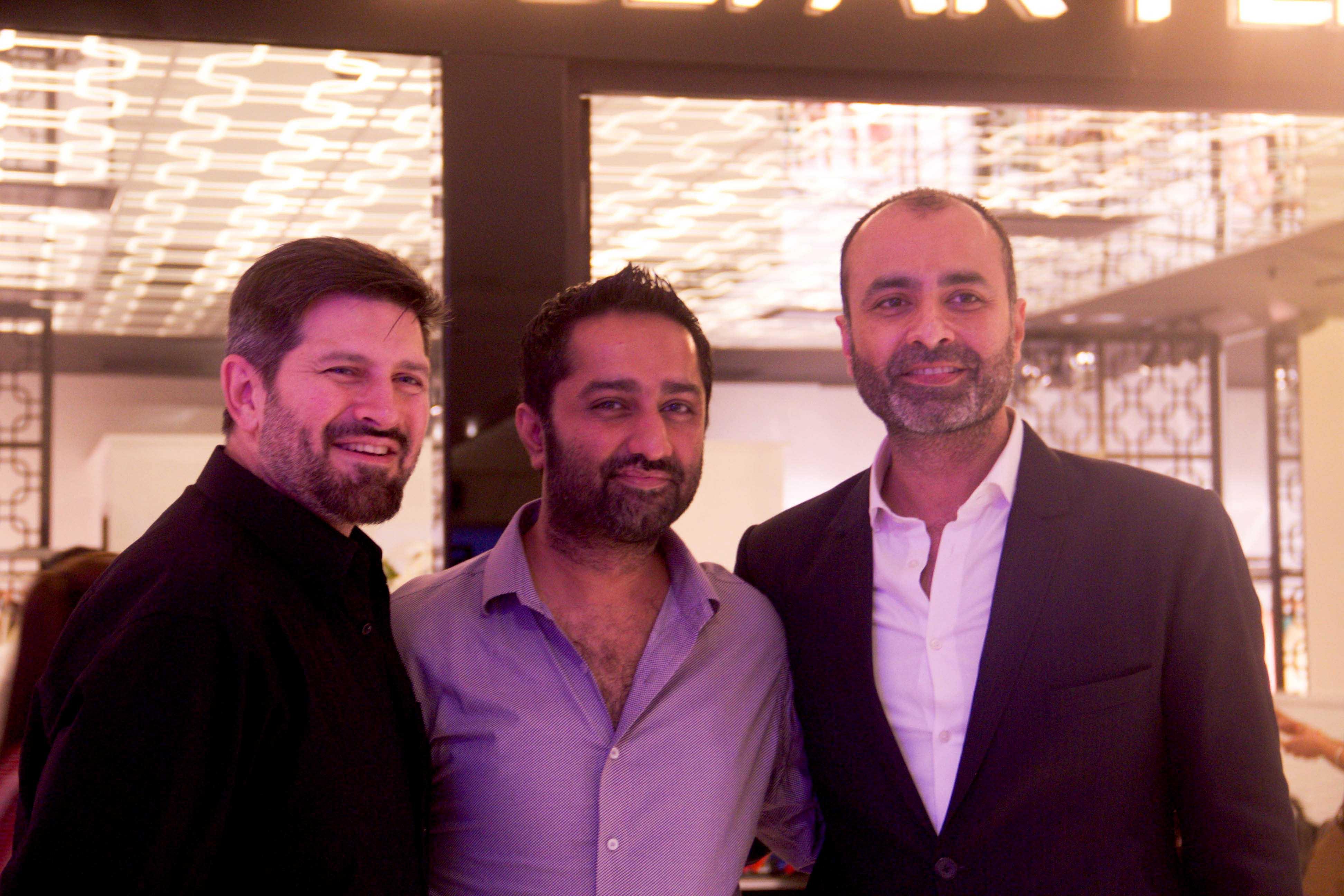 Deepak Perwani's Launch – Dolmen Mall Karachi - 23