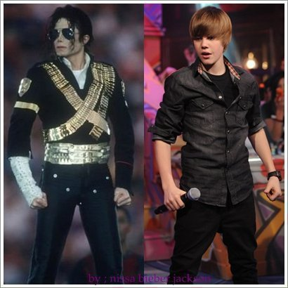 Michael Jackson Justin Bieber Song Slave to the Rhythm