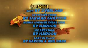 Overload's Batti in Burka Avenger