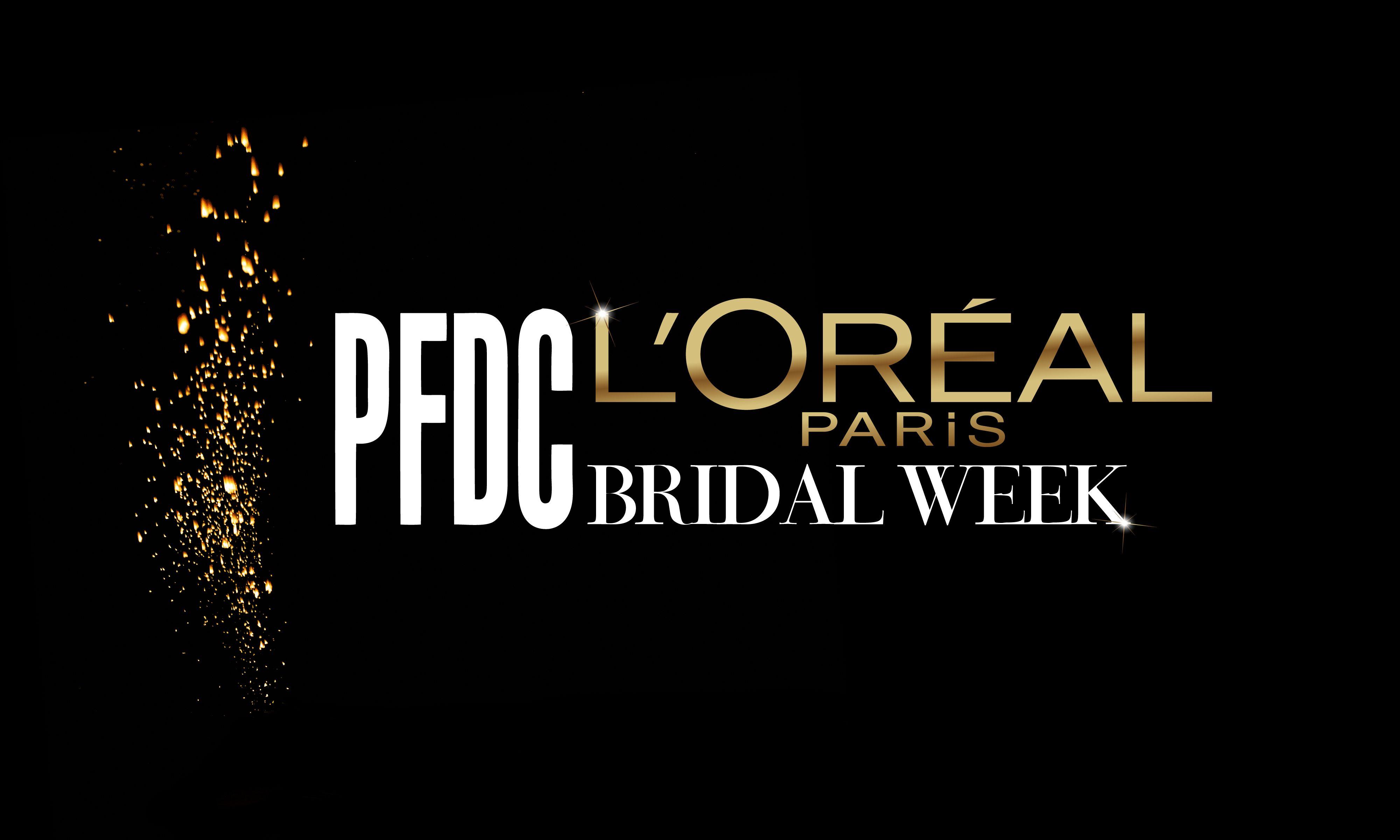 PFDC L'Oréal Paris Bridal Week - Logo