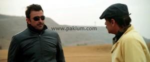 Shaan as Major Mujtaba in WAAR Movie