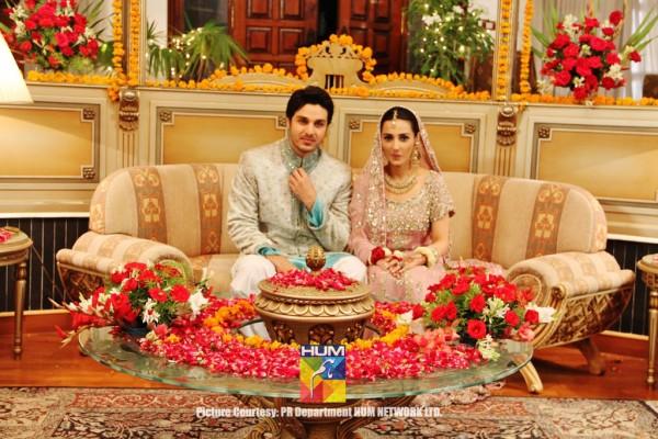 Anjum and ahsan wedding