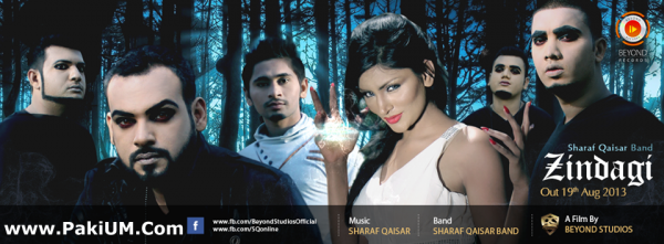 sharaf-qaiser-band-zindagi