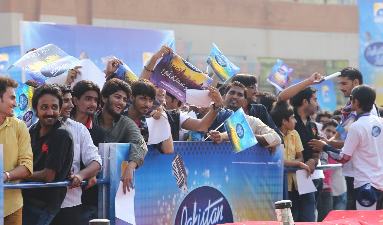 Pakistan idol faisalabad auditions