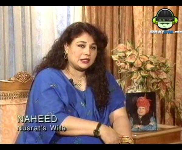 Naheed Nusrat Fateh Ali Khan