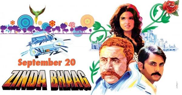 zinda bhaag controversies