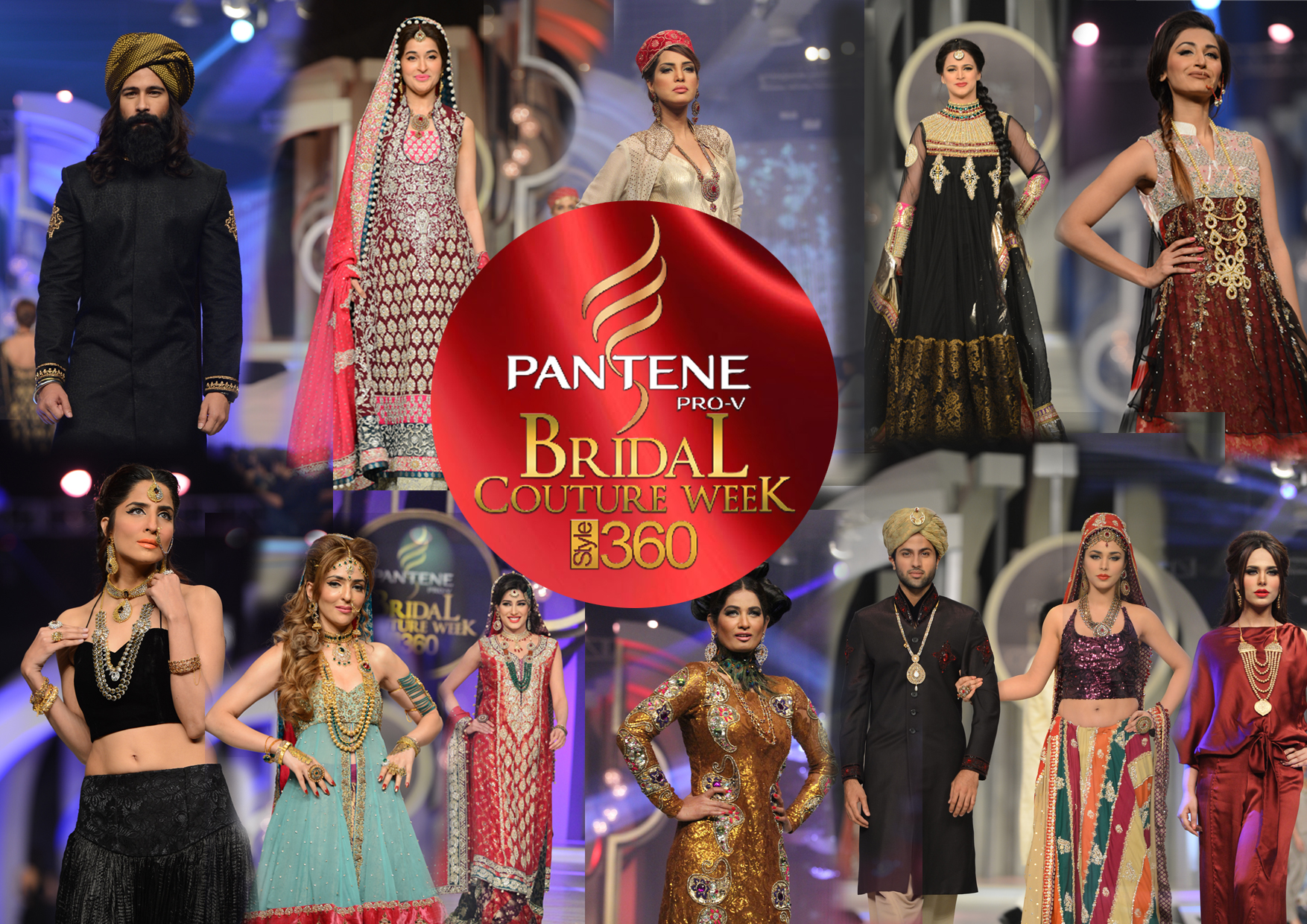 7th Bridal Couture Week 2013