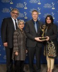 Dr. Mohammad Jawad, Sabiha Sumar, and Sharmeen Obaid-Chinoy