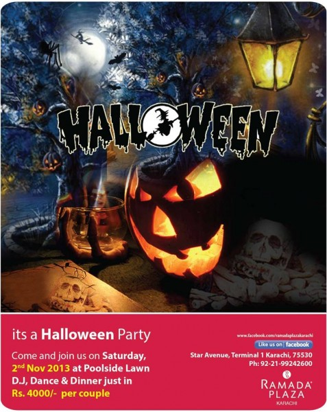 Halloween-Party-Ramada-Plaza-Karachi-Pakistan