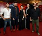 Umair, Atif, Ayesha, Zoe and Sikandar