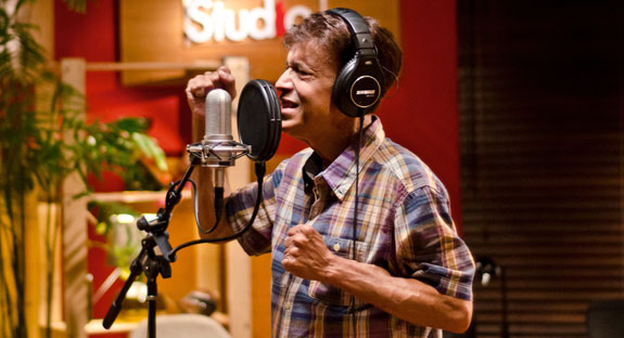 Alamgir in Coke Studio Season 6