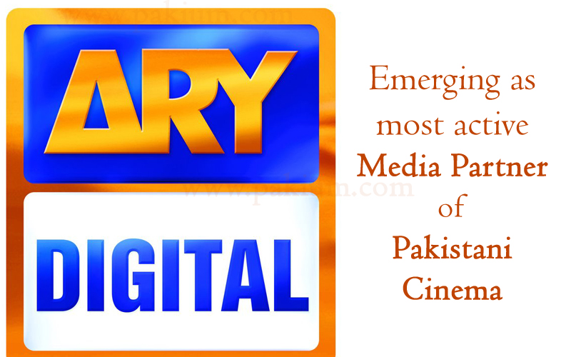 ary digital media partner pakistani cinema