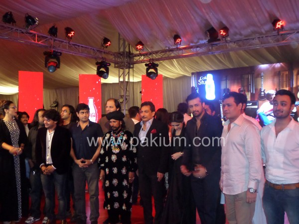 Coke Studio season 6 artists line up
