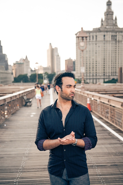 Farhad Humayun in New York
