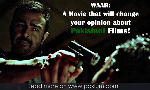 WAAR Changed opinions about Pakistani FIlms