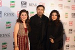 Ayesha-Sana,-Noman-Ejaz-and-Resham-Rahat-fateh-ali-khans-Birthday-Celebrations-on-stage