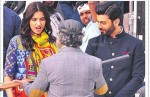Fawad-Khan-and-Sonam-Kapoor-on-the-sets-of-upcoming-bollywood-movie-Khoobsurat (4)