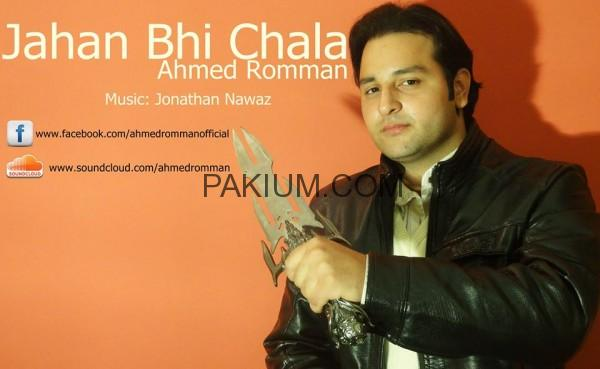 Jahan-bhi-chala-Ahmed-Romman