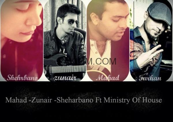 Mahad-Nadeem-Shehar-bano-andZunair-Mashup2