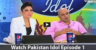 Pakistan Idol on - Pakium pk