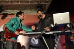 Farhan & Sheraz having fun on stage