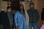 Nasir Sain Backstage with fans