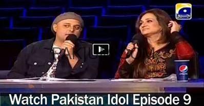 Pakistan Idol Episode 9 (Theatre Round) - Pakium pk