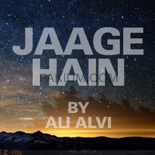 Jaage hain song by Ali Alvi