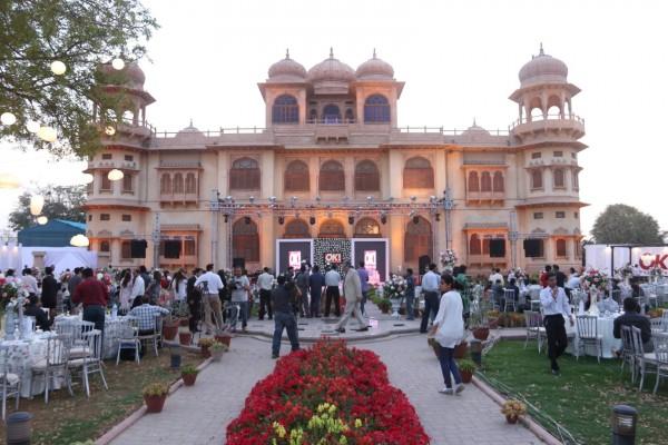 OK Magazine Launch at Mohatta Palace Karachi