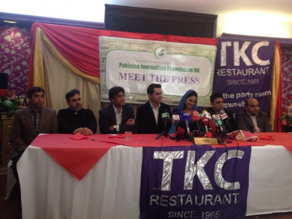 Veena Malik announces joining Politics and PTI
