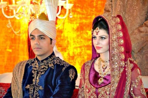 goher-mumtaz-wedding-day