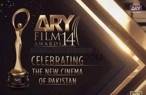 ARY Film awards #AFA14