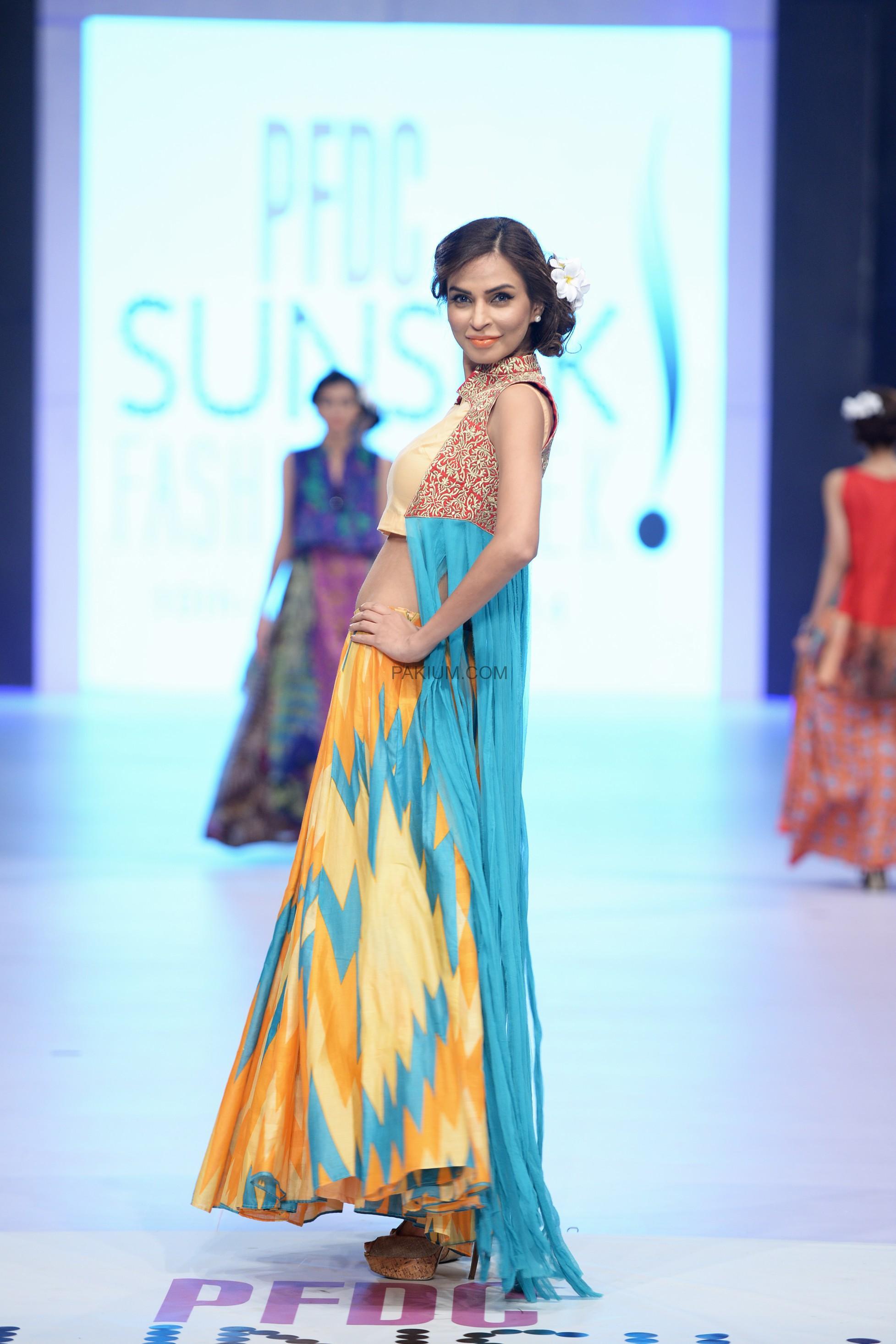 Pakistan Fashion Design Council - PFDC 83