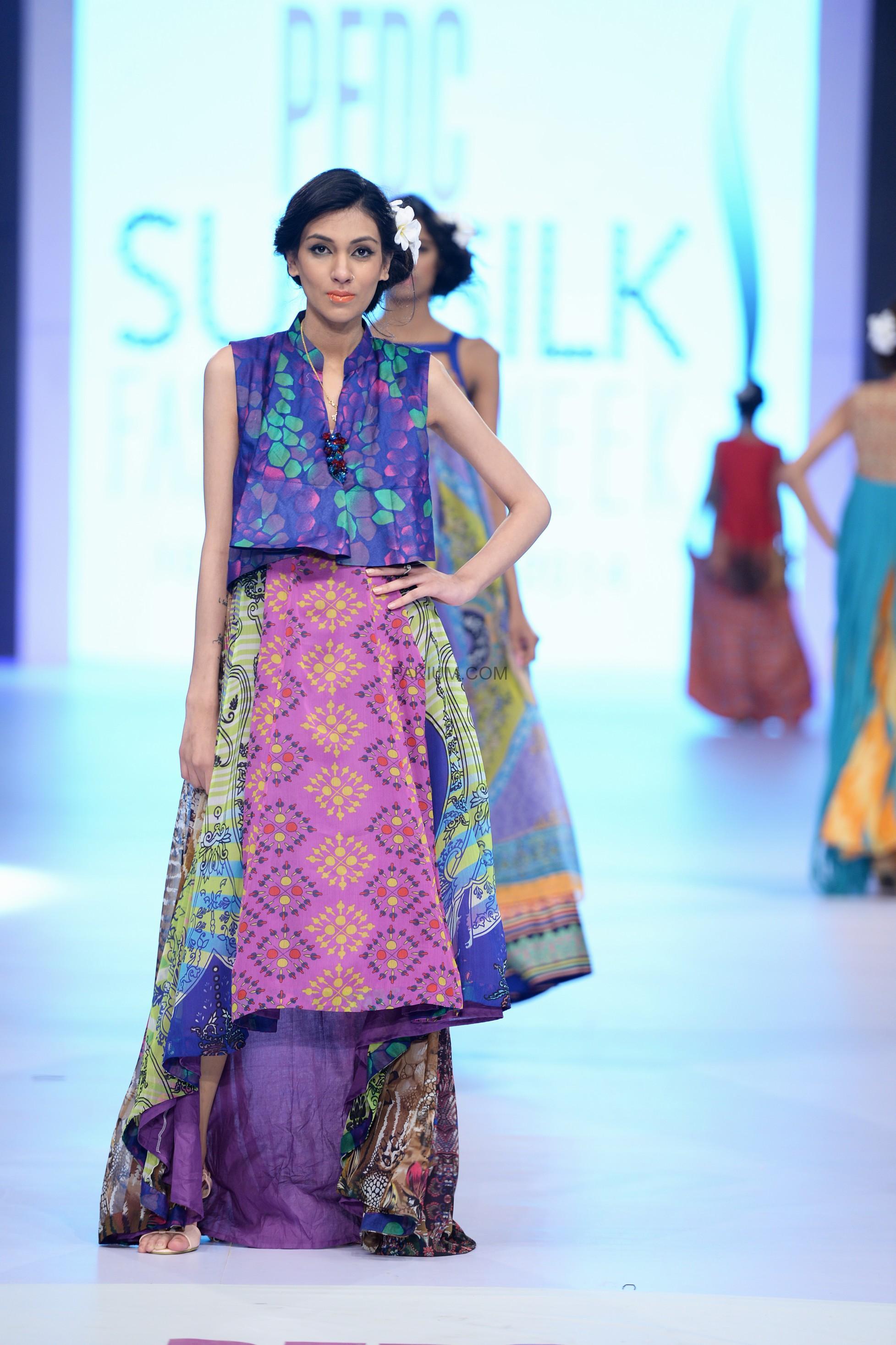 Pakistan Fashion Design Council - PFDC 35
