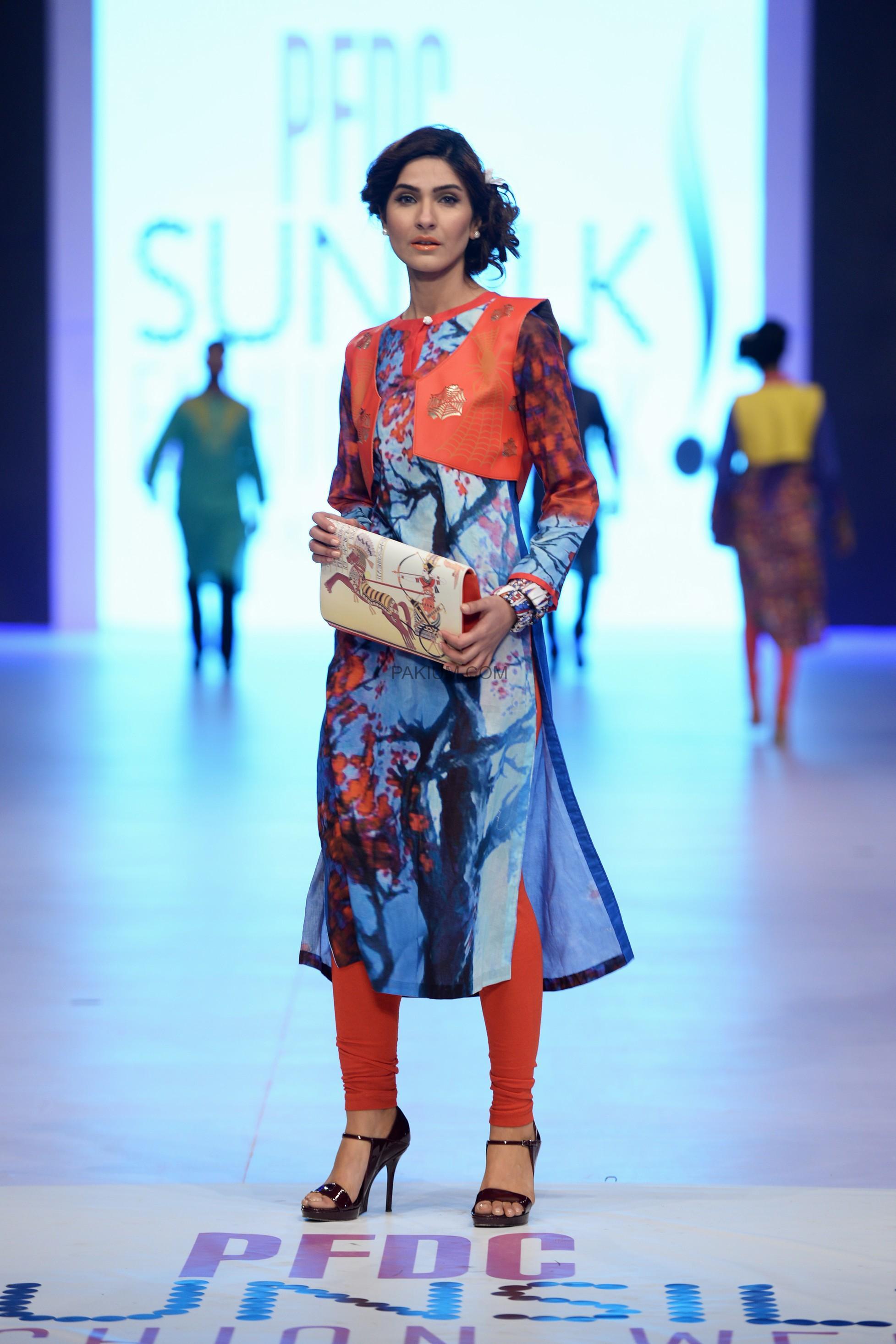 Pakistan Fashion Design Council - PFDC 16