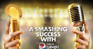 Pepsi Smash won PAS Awards 2014