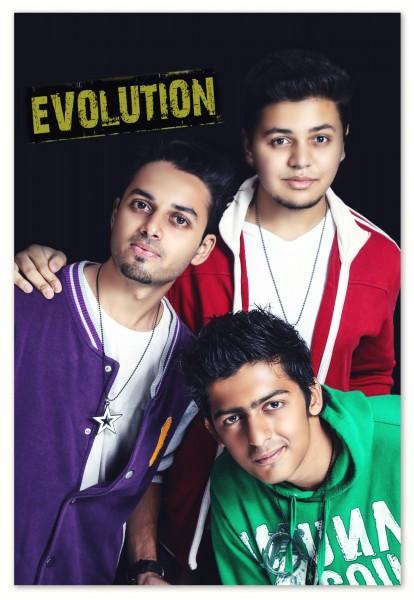 EVOLUTION-band