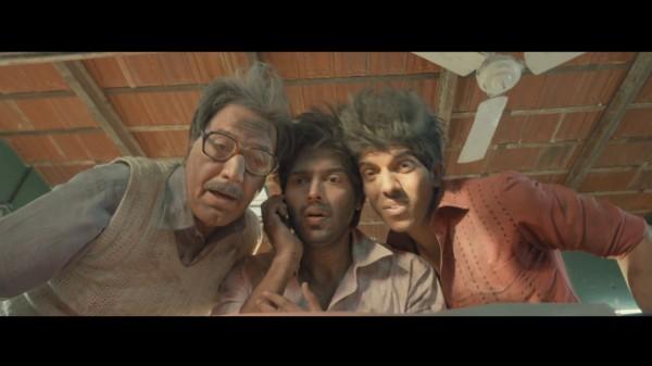 Namaloom afraad the movie