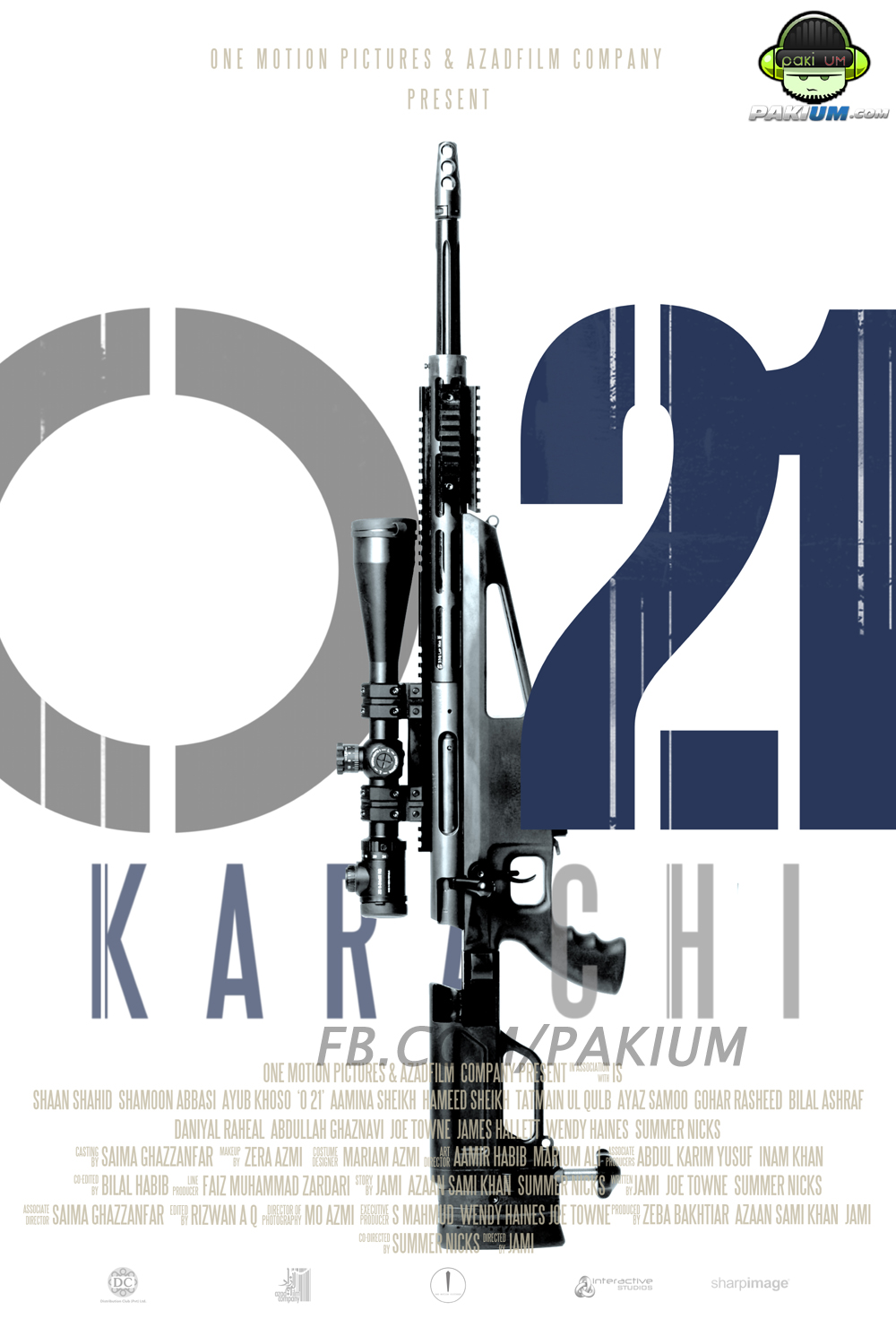 Movie poster of Operation 021